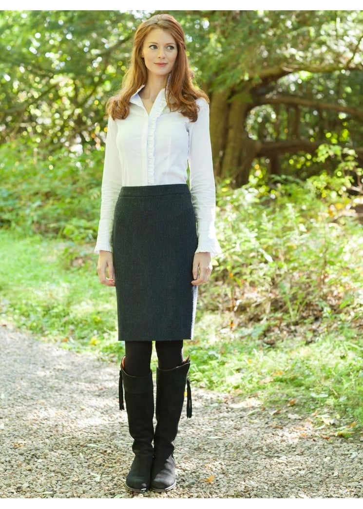 Anna Lascata Laura Skirt  Large Image