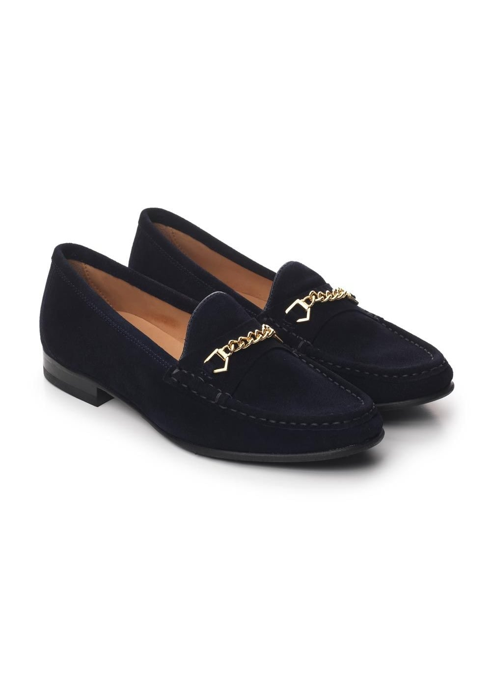 Fairfax And Favor Apsley Suede Loafers Ladies From A Hume Uk D Island Shoes Casual Comfort Black