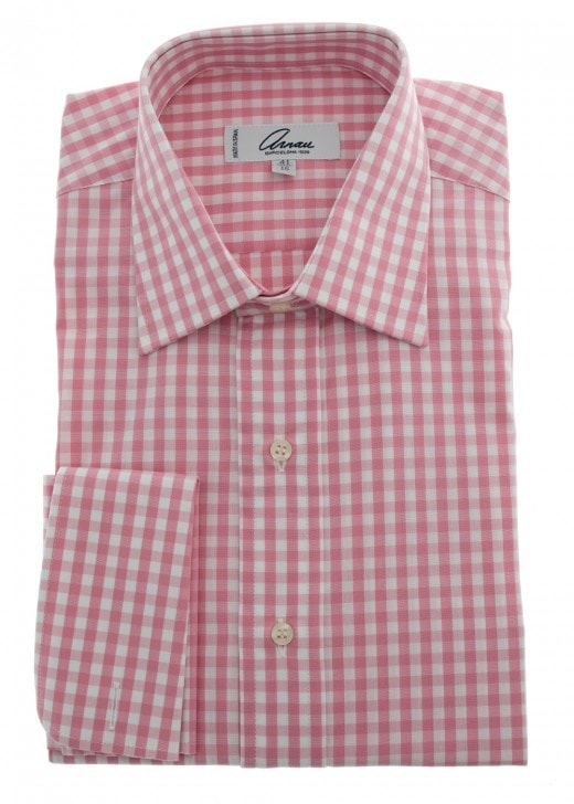 Arnau Gingham Check Shirt