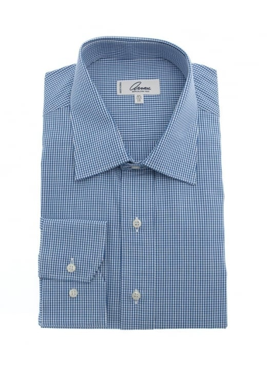 Arnau Gingham Checked Shirt