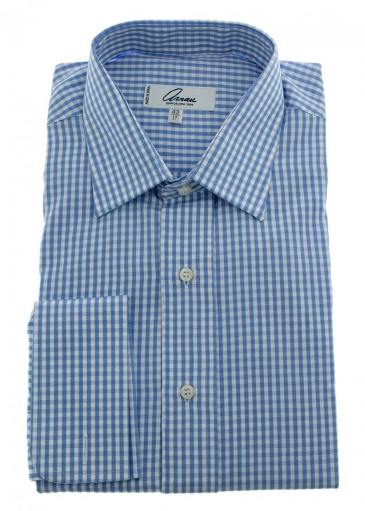 Arnau Small Gingham Check
