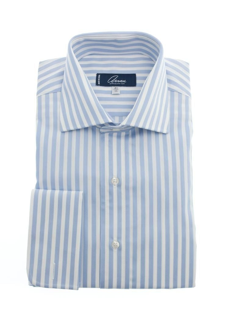 Arnau Striped Shirt  Large Image