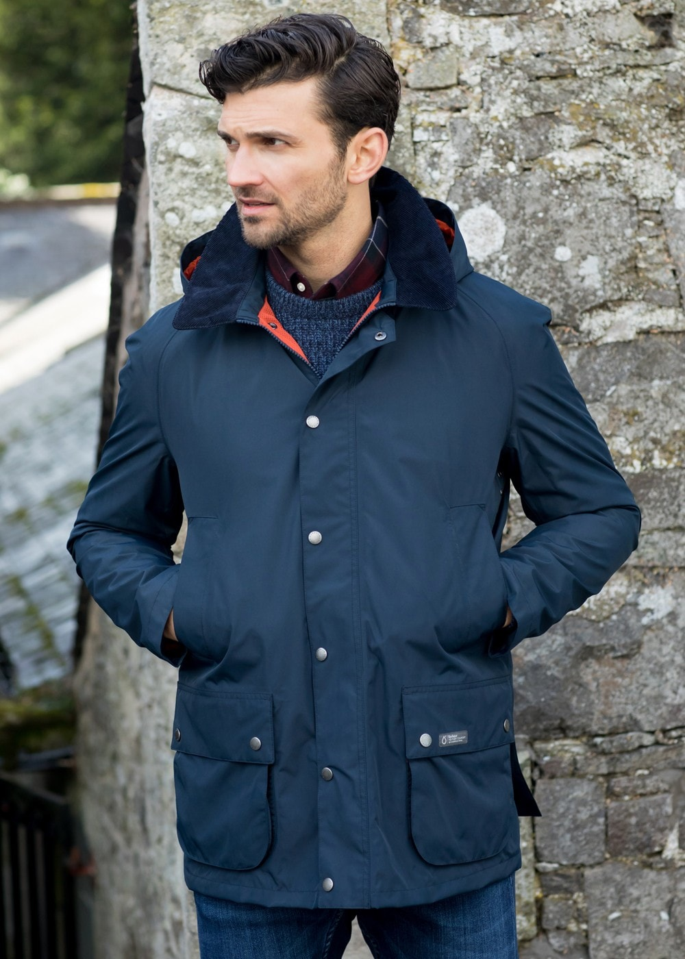 Barbour Arlington Jacket Mens From A Hume Uk