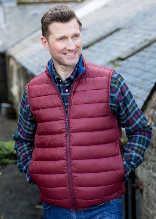 Barbour Crone Quilted Gilet