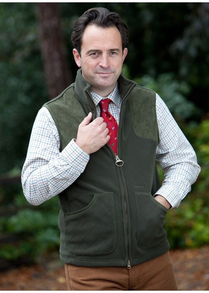Barbour Dunmoor Gilet Large Image
