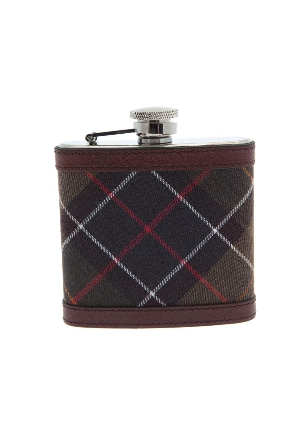 Barbour Hip Flask Large Image