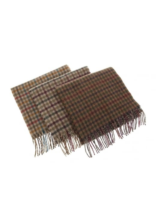 Barbour Houghton Check Scarf