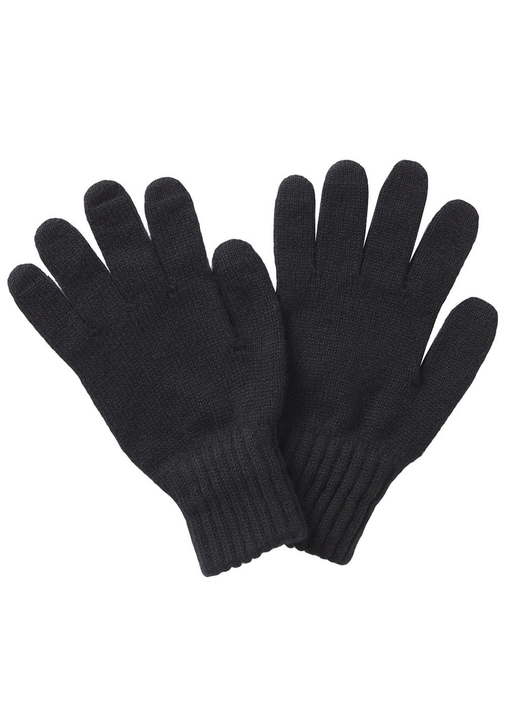 Barbour Lambswool Gloves  Large Image