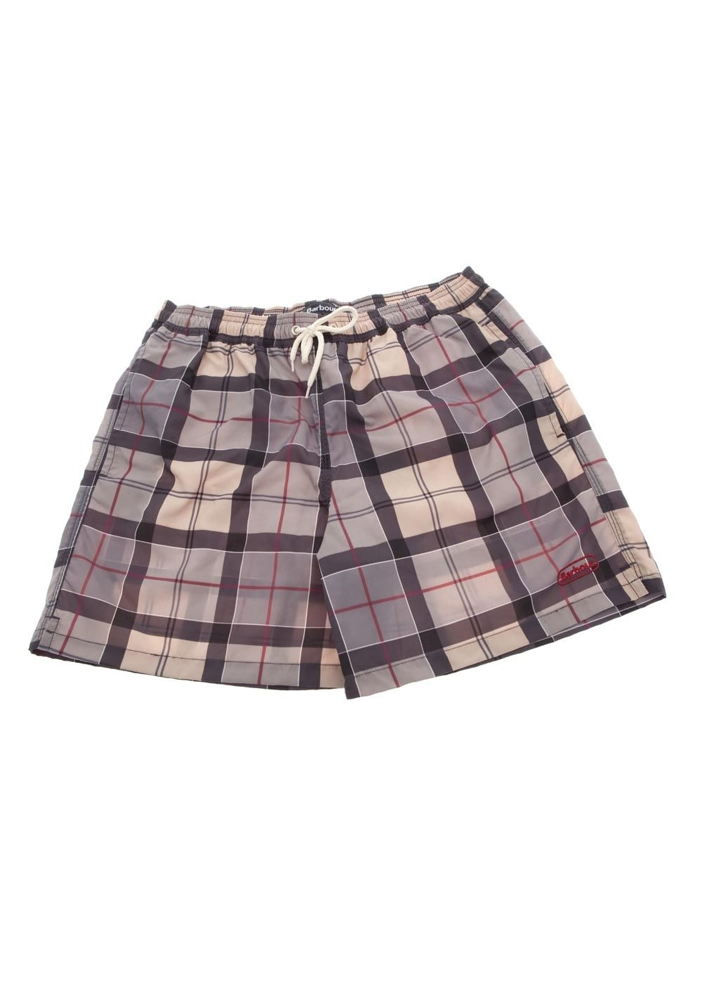 Barbour Lomond Tartan Shorts Large Image