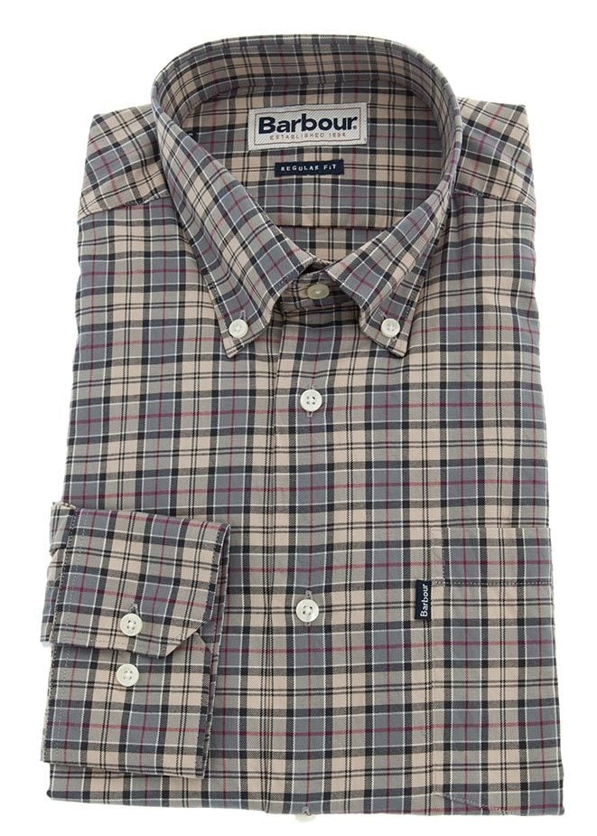Barbour Malcolm Shirt  Large Image