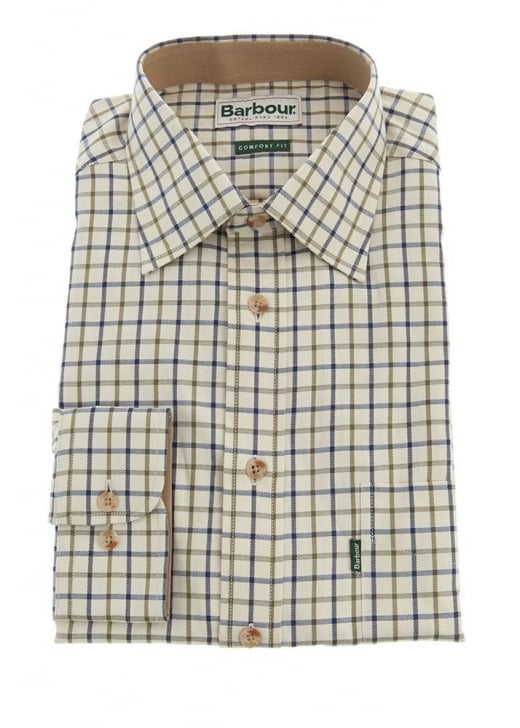 Barbour Sporting Tattersall Check Shirt