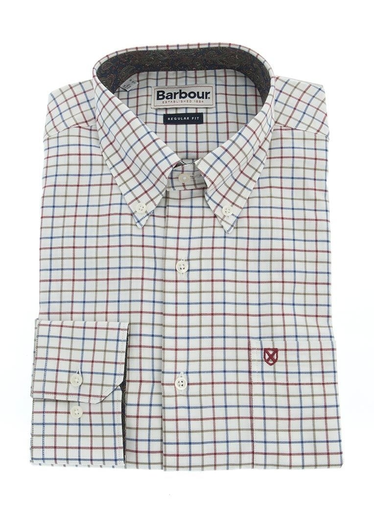 Barbour Tendering Shirt  Large Image