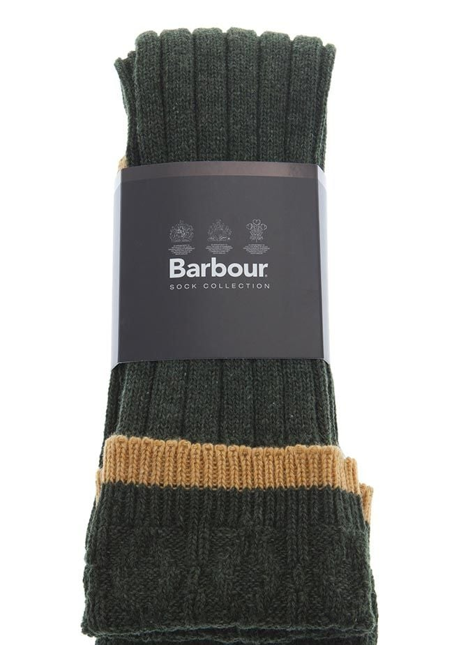 Barbour Wool Shooting Socks Large Image