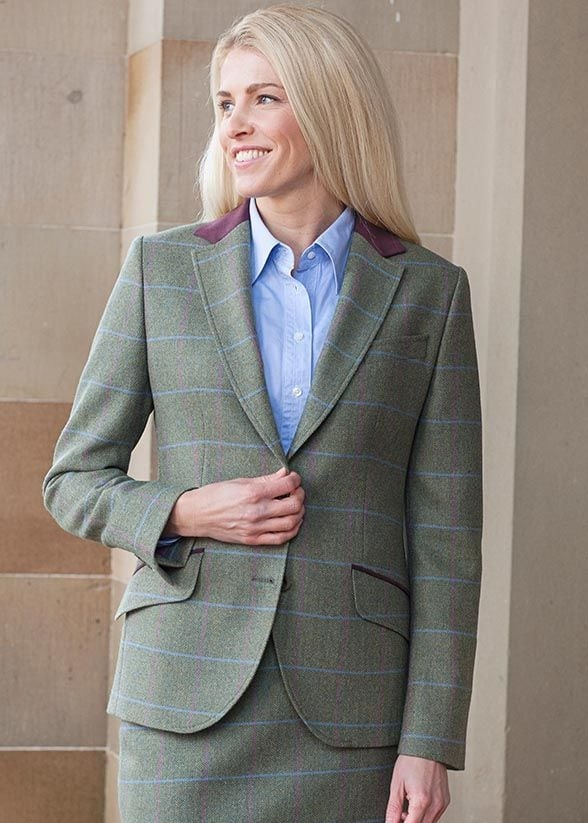 Bladen Limited Edition Anniversary Ashby Tweed Jacket  Large Image