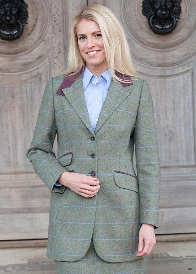 Bladen Limited Edition Anniversary Bexwell Tweed Jacket  Large Image