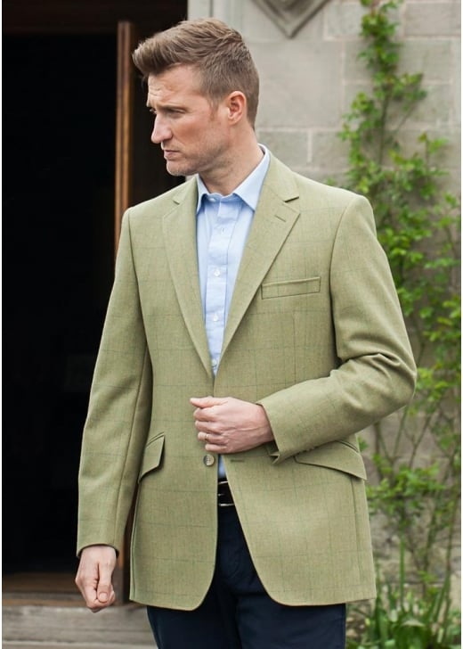 Bladen Limited Edition Charter House Tweed Hevingham Jacket