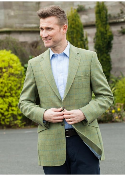 Bladen Limited Edition Lochton Tweed Hevingham Jacket