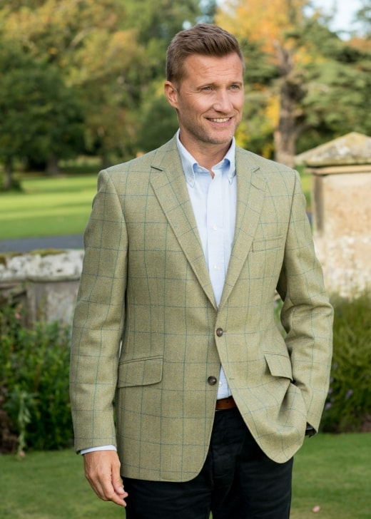 Bladen Limited Edition Lurdenlaw Tweed Hevingham Jacket
