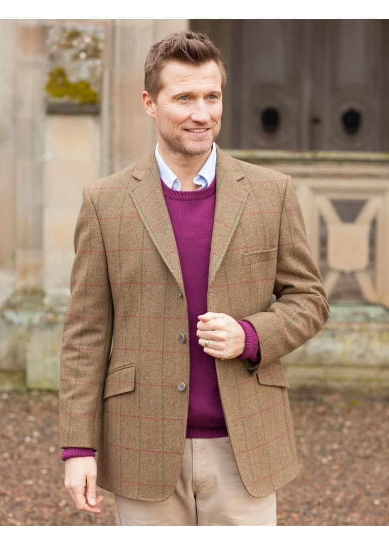 Bladen Sheringham Tweed Jacket  Large Image