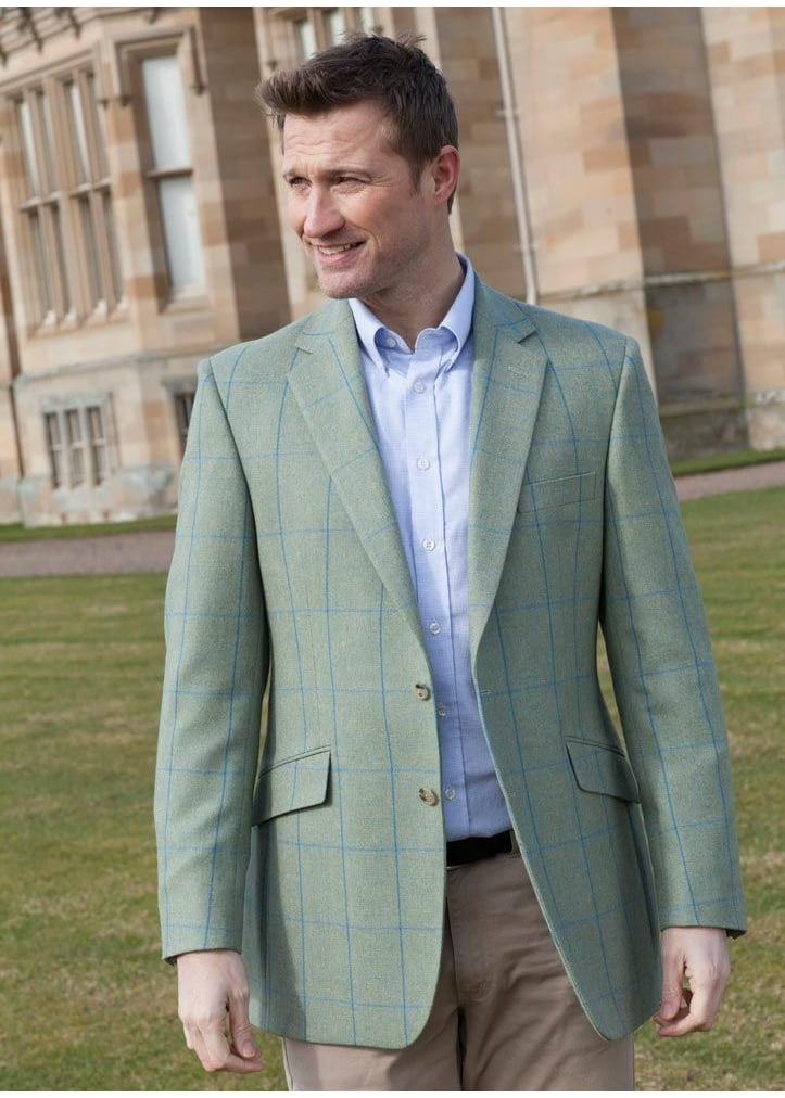 Bladen Tweed Hevingham Jacket  Large Image