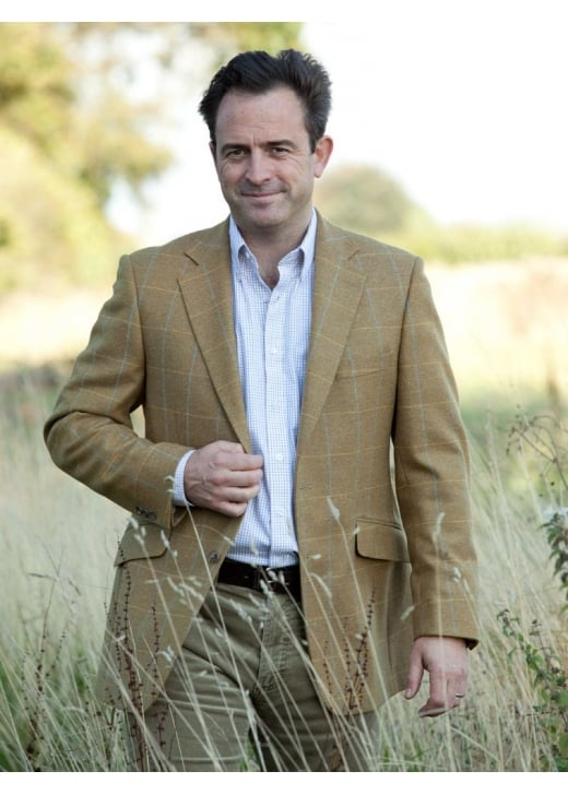Bladen Tweed Hevingham Jacket