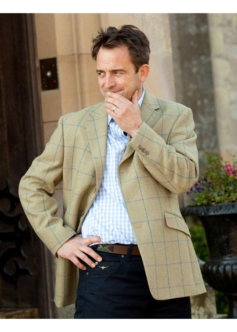Bladen Tweed Sheringham Jacket- Limited Edition Large Image