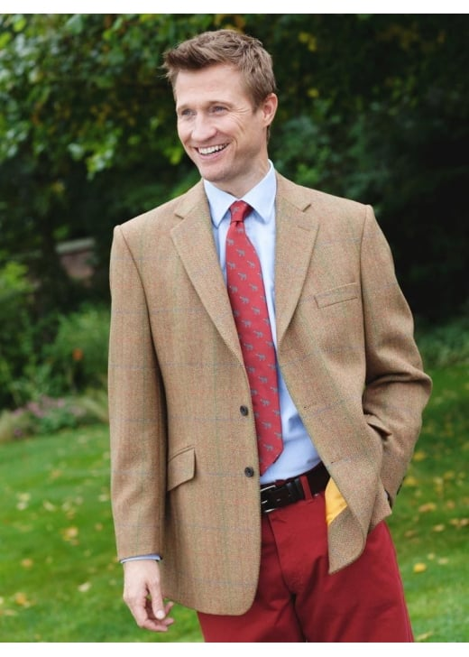 Bladen Tweed Sheringham Jacket