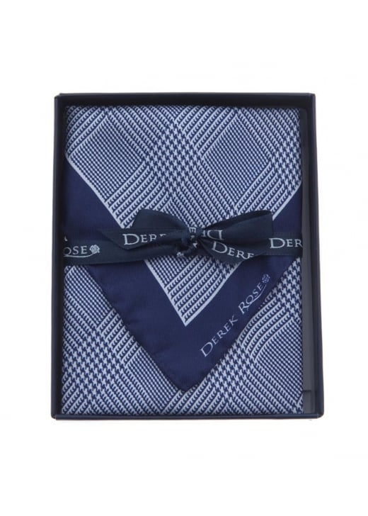 Derek Rose Boxed Silk Handkerchiefs