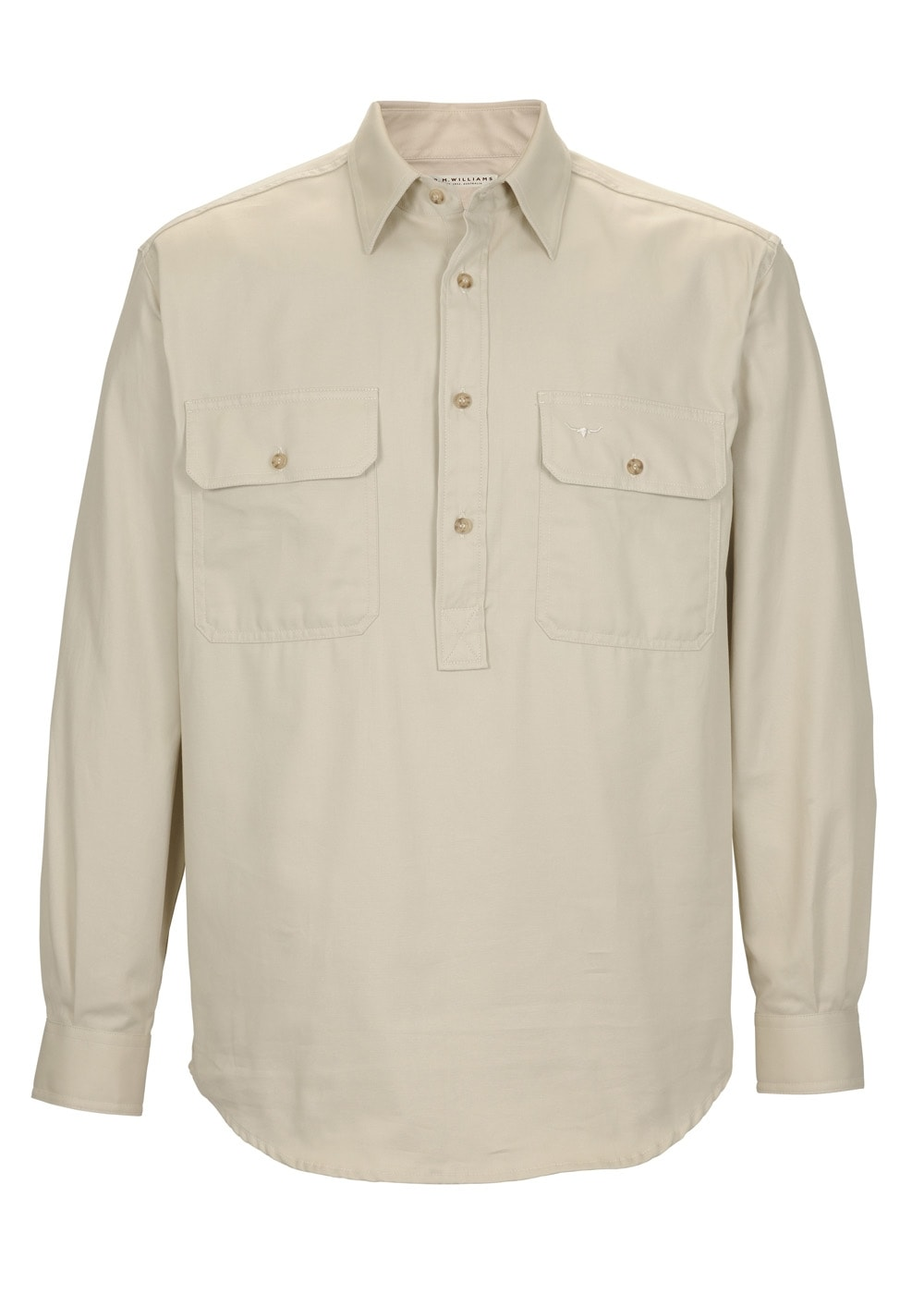 eb9e49ba484 RM Williams Brigalow Shirt - Mens from A Hume UK
