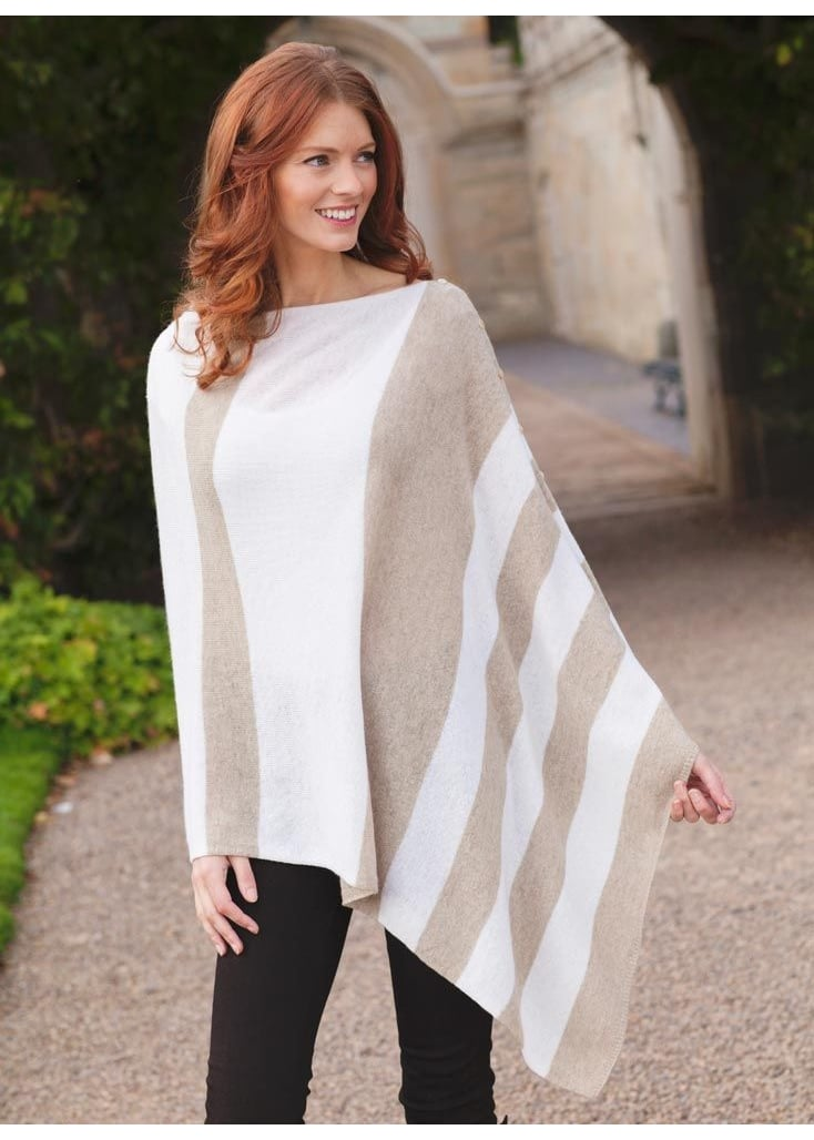 Brodie Cashmere Bailey Cape NEW COLOUR Large Image