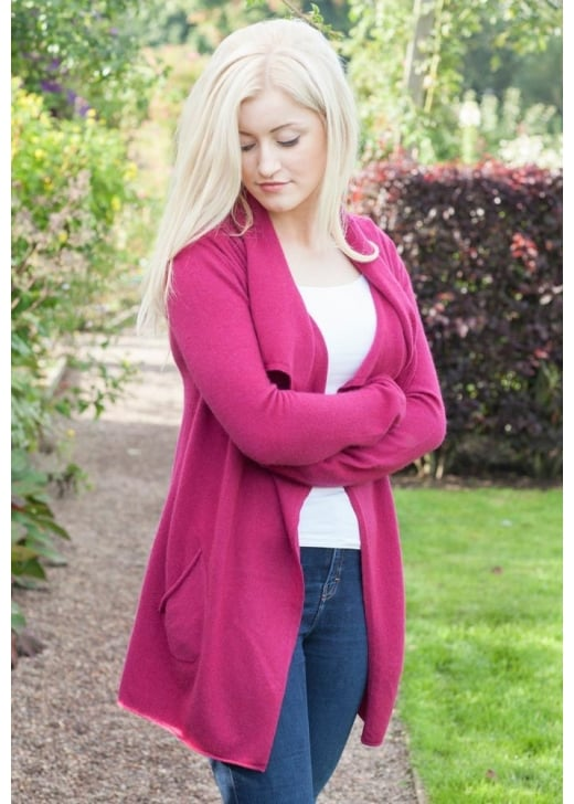 Brodie Cashmere Waterfall Jacket