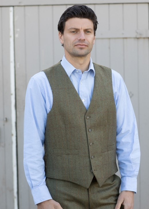 Brook Taverner Chedworth Waistcoat