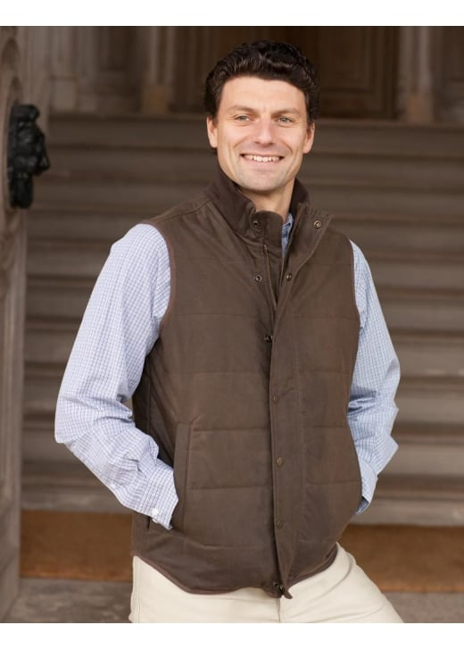 RM Williams Buller Vest