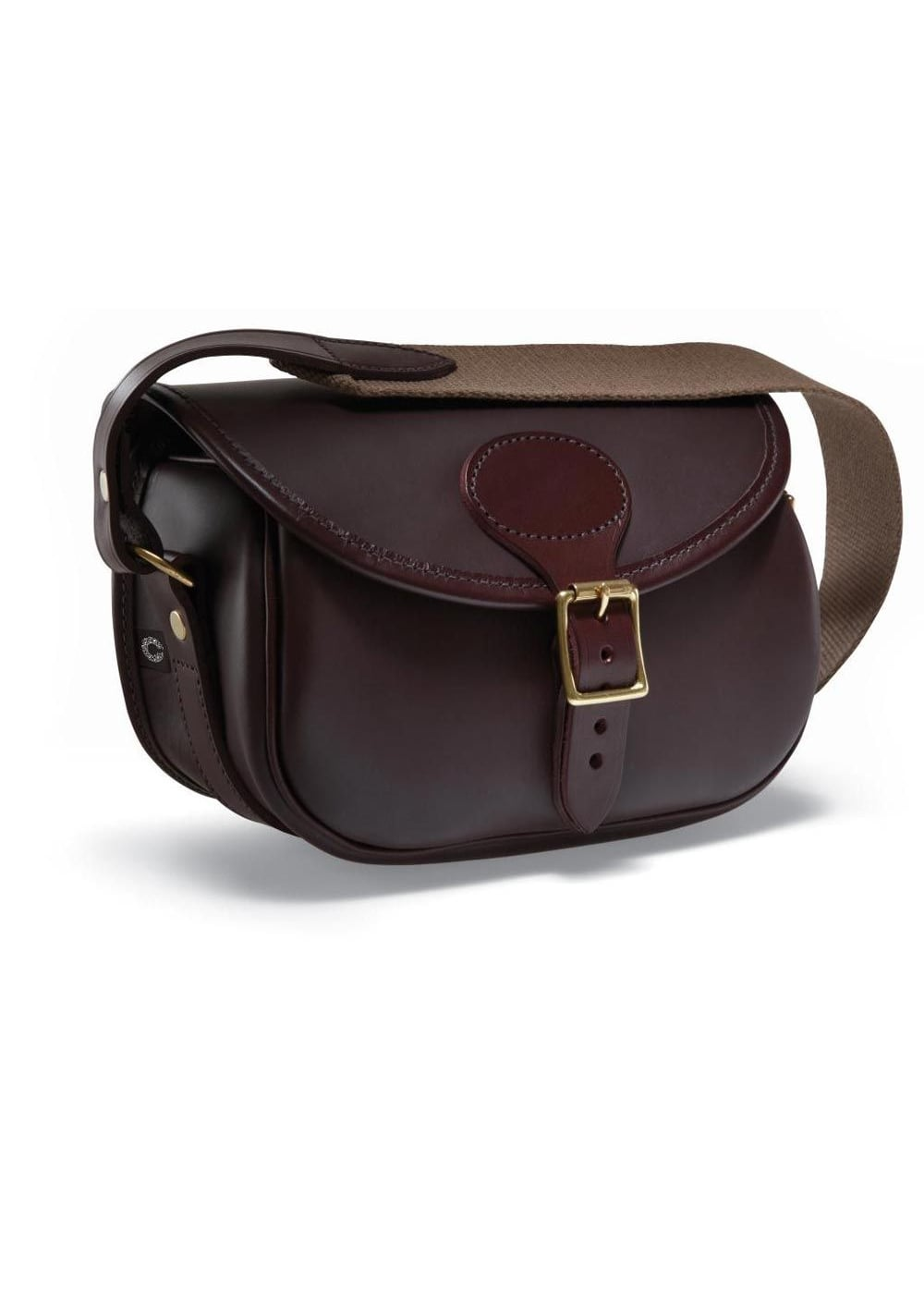 Croots Byland Leather Cartridge Bag - Mens from A Hume UK
