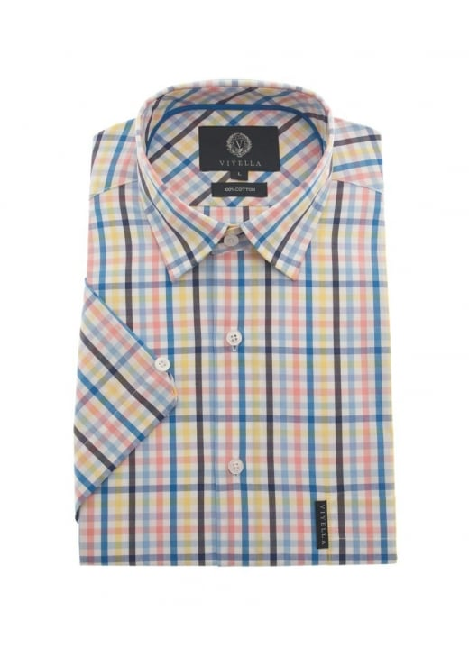 Viyella Checked Shirt