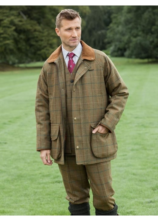 Chrysalis Chiltern Field Coat Mens From A Hume Uk
