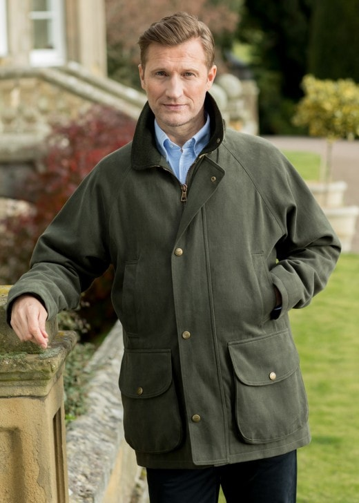 Chrysalis Stamford Field Coat