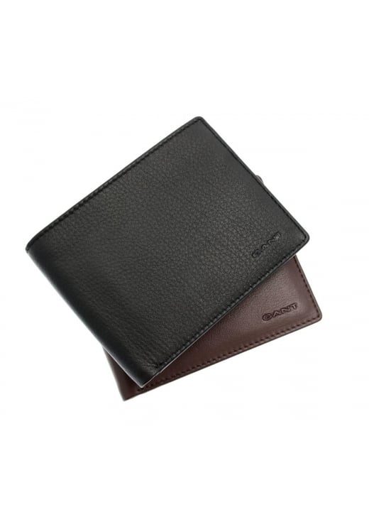 Gant Classic Leather Wallet and Card Holder