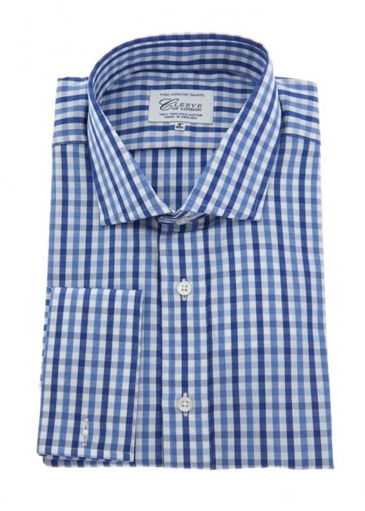 Cleeve of London Large Gingham Check Shirt
