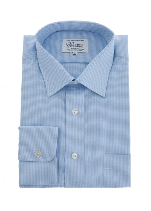 Cleeve of London Small Gingham Check Shirt