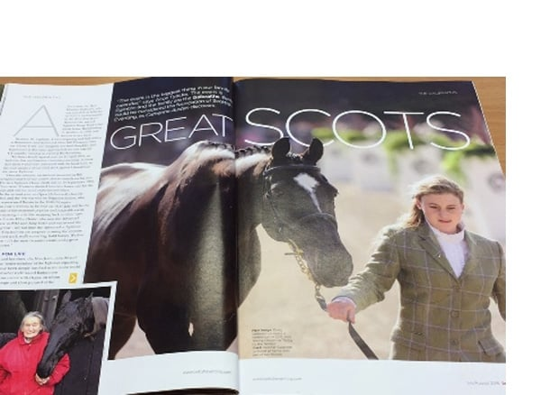 BRITISH EVENTING - JULY/AUGUST 2016