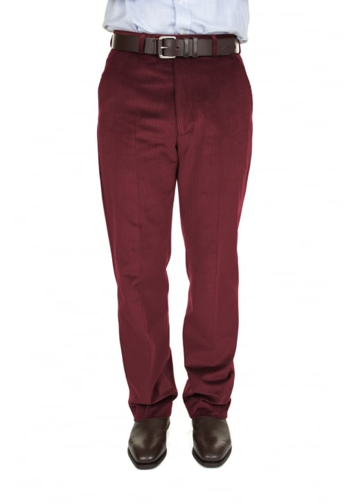 Gurteen Cologne Stretch Corduroy Trousers