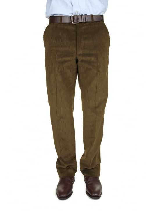 Brook Taverner Corduroy Trousers