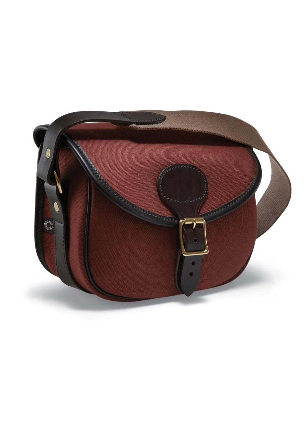 Croots Rosedale Canvas Cartridge Bag Large Image