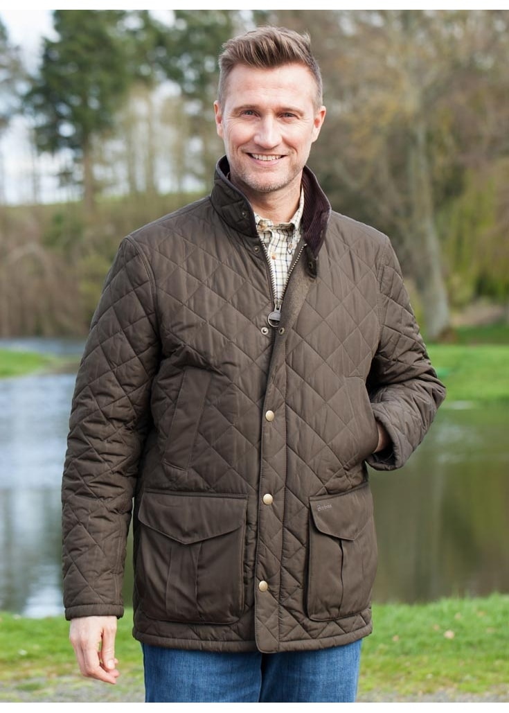 Barbour Devon Jacket Mens From A Hume Uk