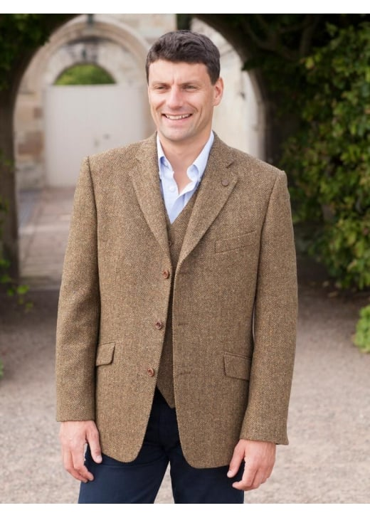 Magee Donegal Tweed Jacket