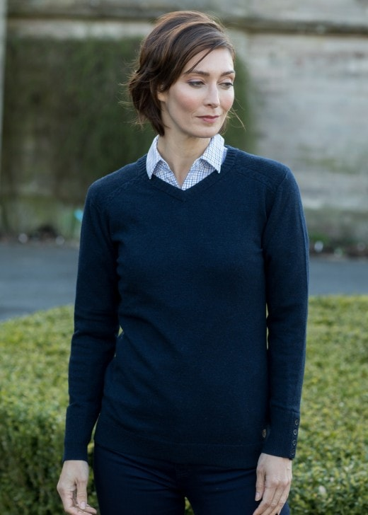 Dubarry Ballycastle V-Neck