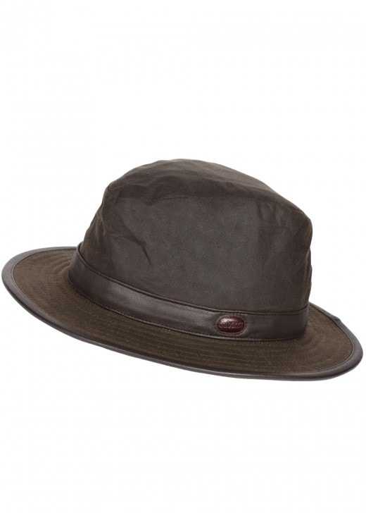 Dubarry Dromod Wax Hat