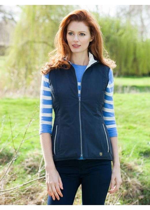 Dubarry Eglington Reversible Gilet