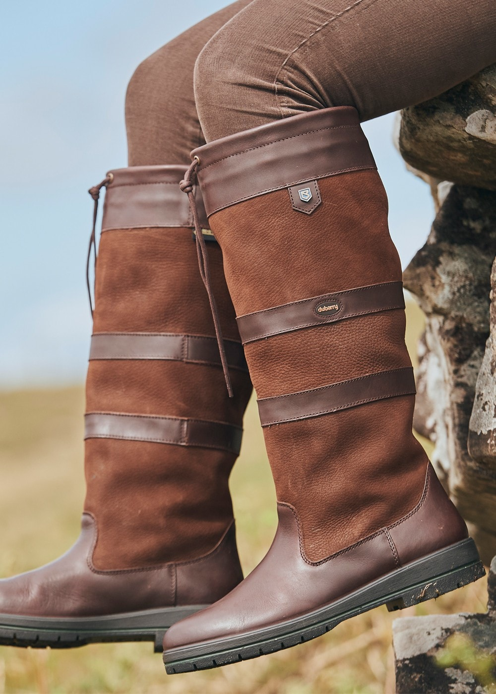 Dubarry Galway Boots- A Hume
